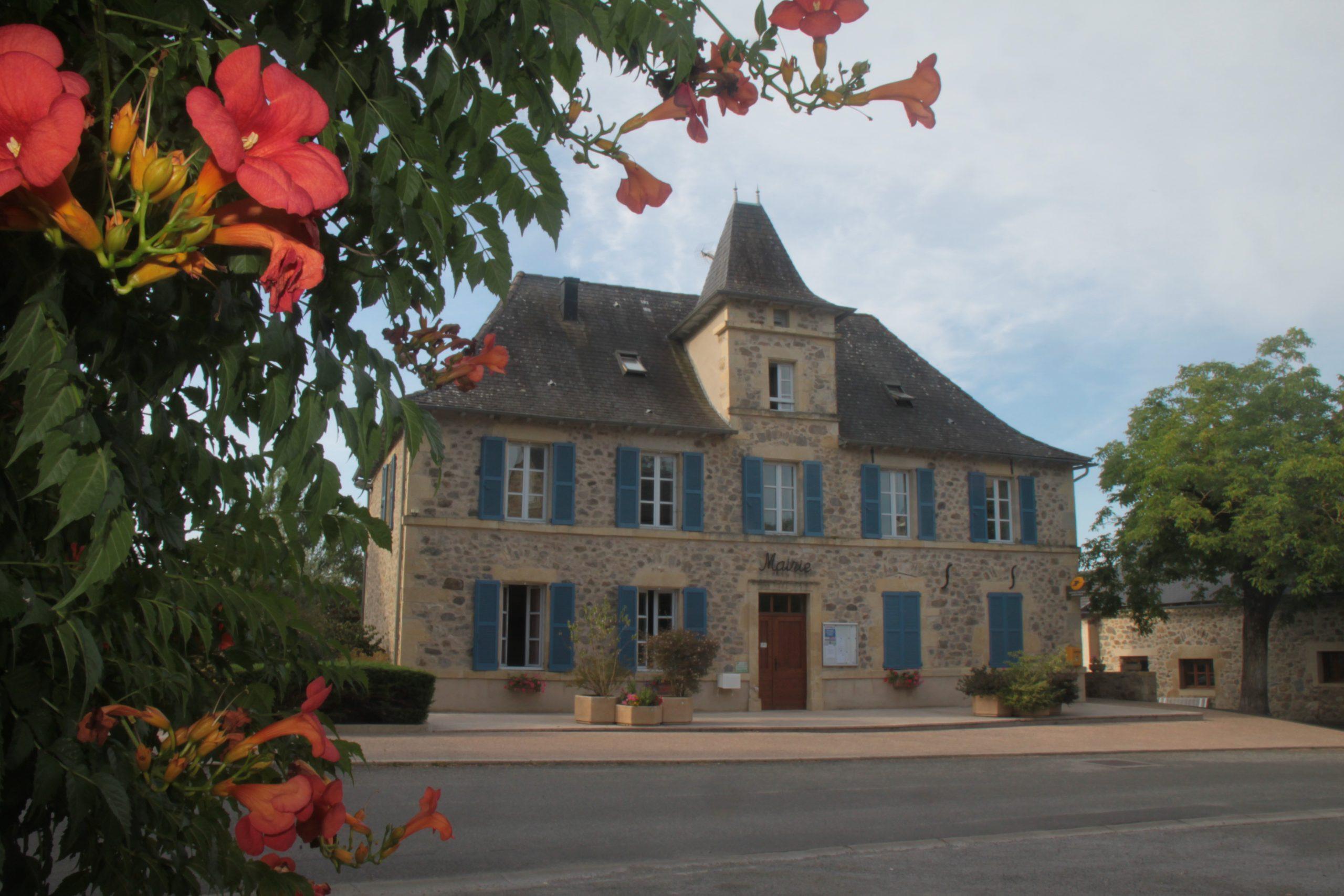 Mairie de Maleville